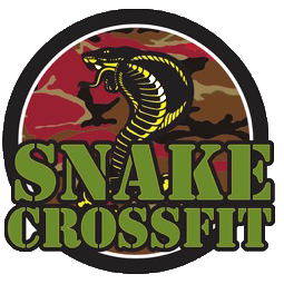 Snake Crossfit Logo