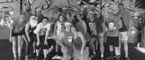 Crossfit Members Group Photo
