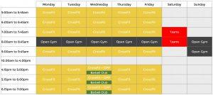 Snake Timetable